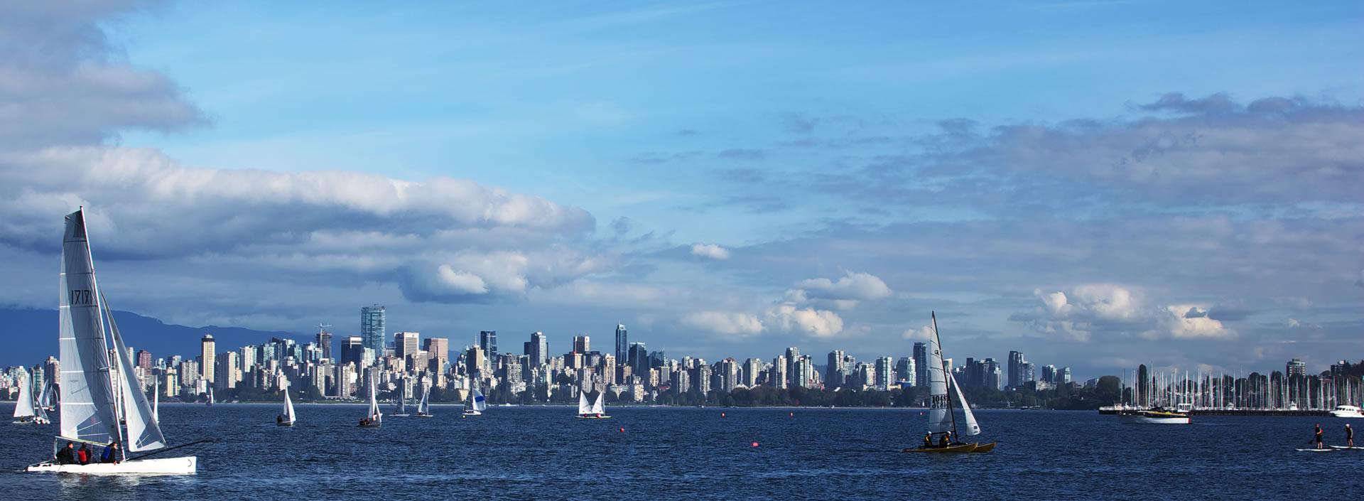water-skyline